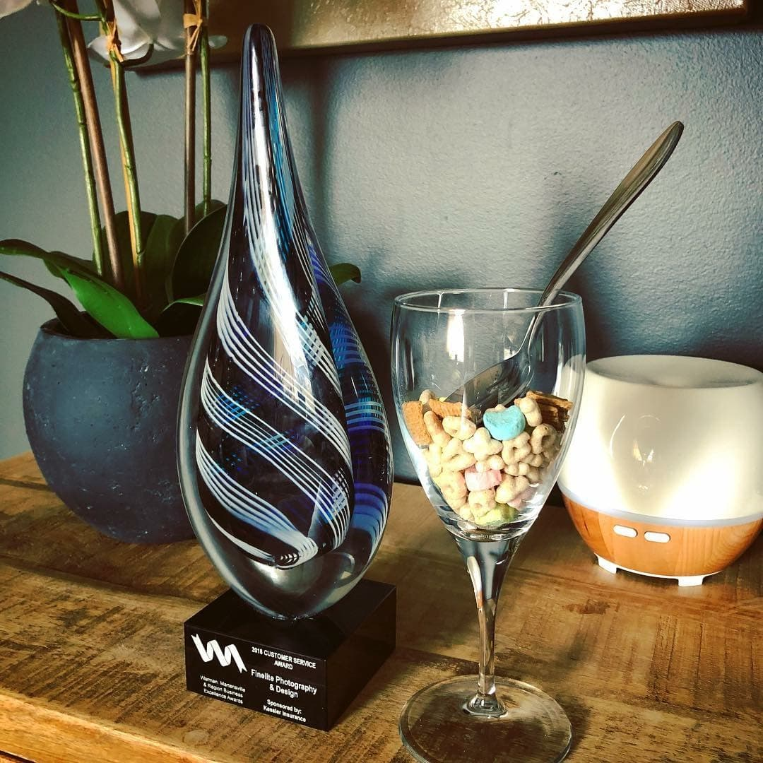 throwback thursday – customer service award